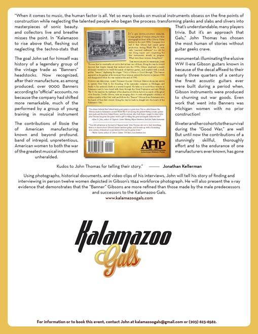 Kalamazoo Gals Events