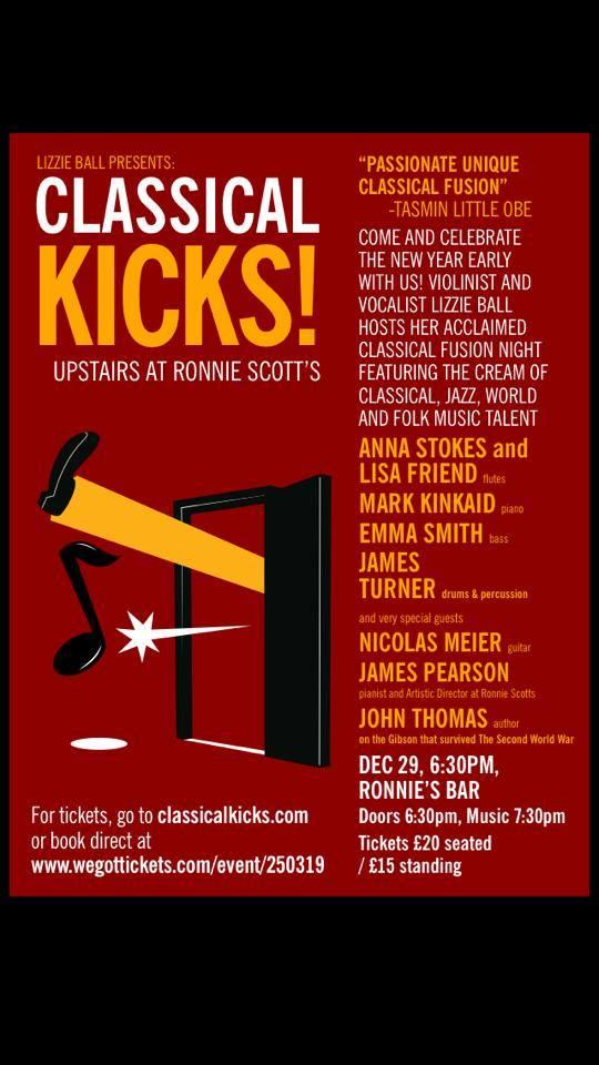 Classical Kicks