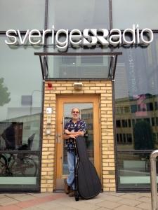 Kalamazoo Gals Outside Swedish Radio